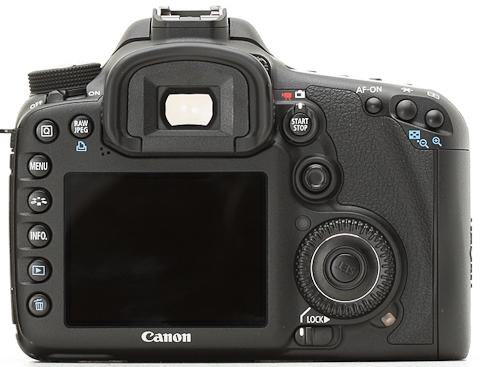 Canon Back Focus Button