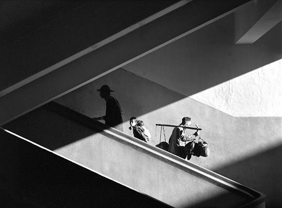 Sun Rays by Fan Ho 1959