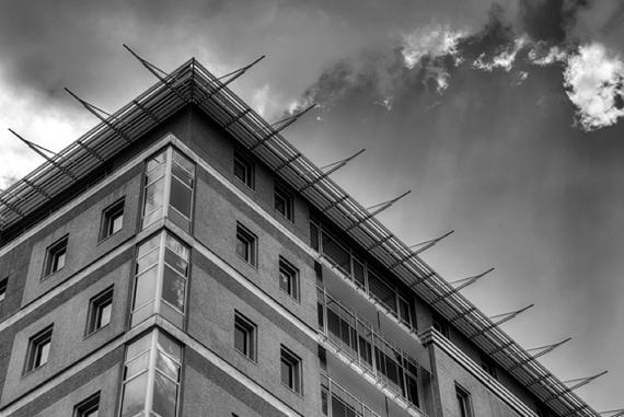 Joburg Architecture by Gerrie van Rensburg