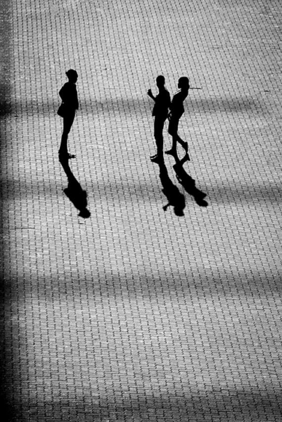 Three's A Crowd by Santie Korf