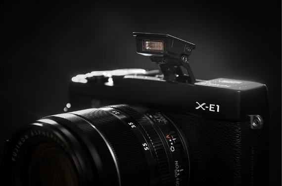 Fujifilm X-E1 Camera