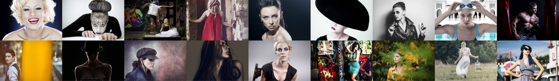 Portrait and Fashion Photography Courses