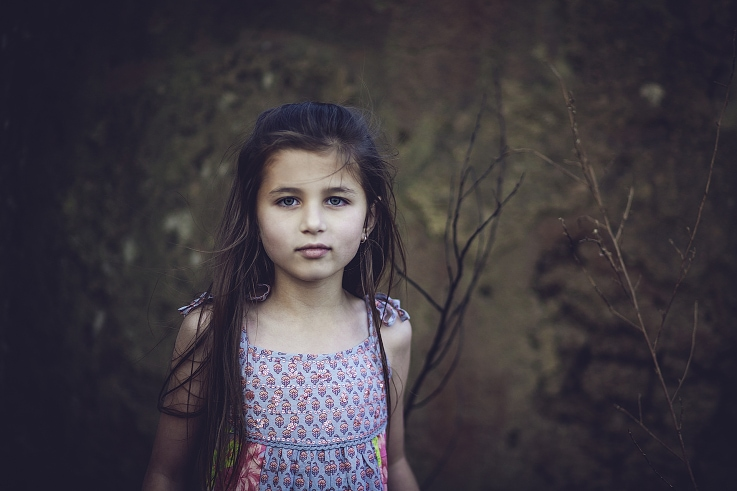 """Old Soul Young Girl"" by Marethe Grobler 