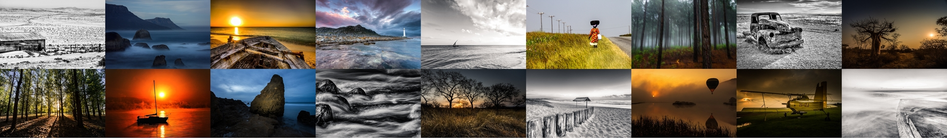 Travel and Landscape Photography Course