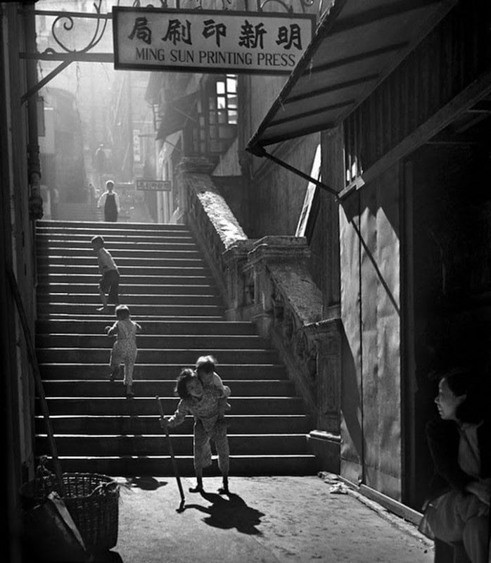 Little Grandma Fan Ho 1958