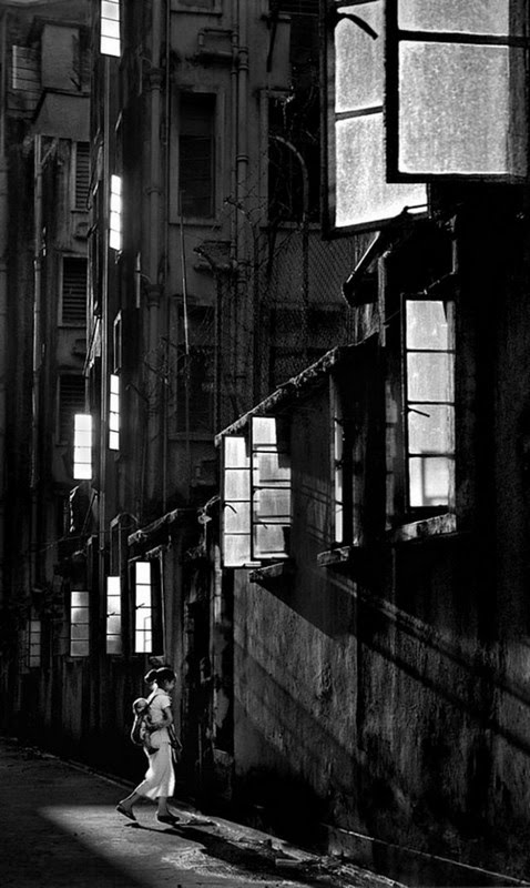 White Windows Fan Ho 1962