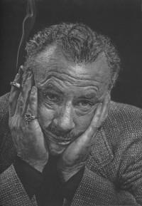 John Ernst Steinbeck by Yousuf Karsh