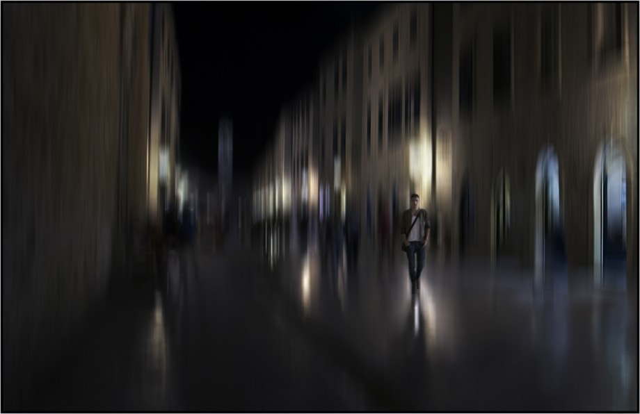 Charlaine Gerber We'll walk the streets alone